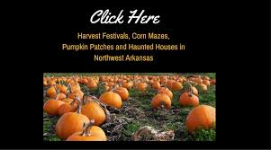 Pumpkin Patch Greenbrier Arkansas by The Big List Of Halloween Events In Northwest Arkansas 2016