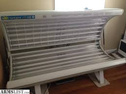 armslist for sale trade tanning bed sunquest pro 16se 900