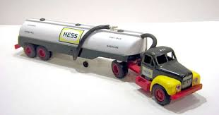 Hess Toy Truck Mobile Museum Stops In East Rutherford To Celebrate ...