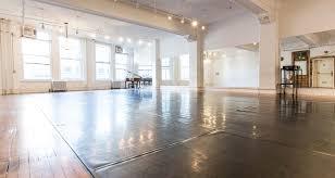 100 Studio 1 Design Gibney 890 Broadway Union Square Dance S