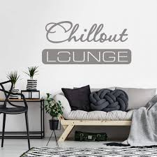home décor items wandtattoo chillout lounge badezimmer