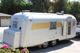 100 Classic Airstream Trailers For Sale Silver Streak Trailer Camper Trailer For Sale Camping