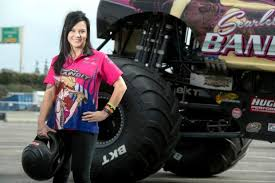 Dawn Creten Started Driving Monster Trucks In 1997 When She Met Her Husband