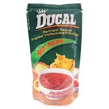 Ducal Red Beans Bag 8 Oz