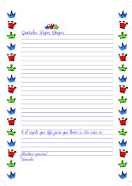 Carta Ninos Reyes Magos