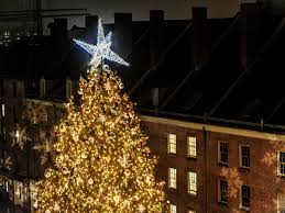 Rockefeller Christmas Tree Lighting 2016 by Where To Find 12 Of New York City U0027s Festive Christmas Trees