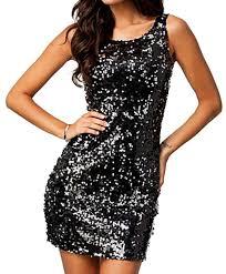 amazon com made2envy sparkling sequin mini club dress clothing