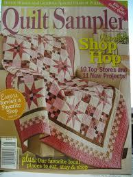 Better Homes and Gardens Quilt Sampler Magazine May 2012 Honey
