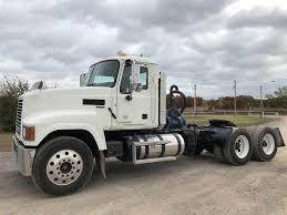 100 Day Cab Trucks For Sale 2015 Mack Pinnacle CHU613 Tandem Axle Truck Mp8 445HP 13