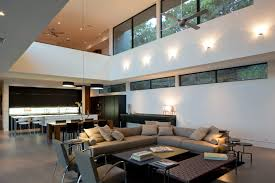 indirect lighting in the living room interior design ideas
