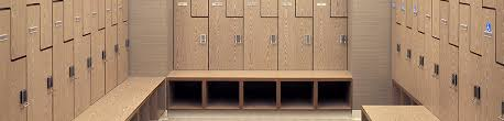 ADA Lockers and Benches Hollman Lockers