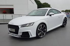 New Audi TT RS 2016 revealed pictures