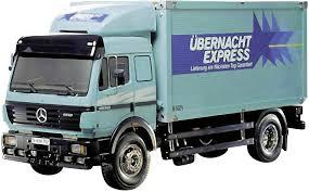 100 Tamiya Truck 56307 Mercedes Benz 1850 114 Electric RC Model Truck Kit