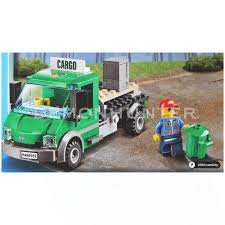 LEGO City Cargo Lorry Truck (Split) From 60052 Cargo Train - No Box ... Lego City Cargo Terminal 60169 Toy At Mighty Ape Nz Lego Monster Truck 60180 1499 Brickset Set Guide And Database Amazoncom City With 3 Minifigures Forklift Snakes Apocafied I Wasnt Able To Get Up B Flickr Jangbricks Reviews Mocs 2017 Lepin 02008 The Same 60052 959pcs Series Train Great Vehicles Heavy Transport 60183 Walmart Ox Tenwheeled Diesel Mk Xxiii By Rraillery On Deviantart 60020 Speed Build Youtube Hobby Warehouse