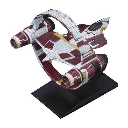 Bandai Star Wars Vehicle Model 009 Jedi Starfighter Model Kit Japan New