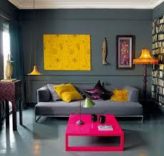 farbrausch schöner wohnen kreative wohnzimmer einrichtung