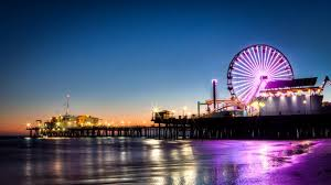 Our Hotel Is Just Minutes To Santa Monica Pier And Beach