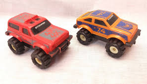 LOT OF 2 VINTAGE Schaper Stomper Non Motorized. Mini 4x4 Trucks ... Schaper Stomper Pull Set 802 Generation I Dodge Warlock Pickup Trail Truck Rtr Rizonhobby Collection 26 Trucks 3 Semis Competion Plastic Toy Trucks For Less Overstock Tonka Climbovers Fire Heavy Haule Mighty Machines Or Amazoncom Defiants Huntin Rig 4x4 Assorted Colors Toys Games Schaper Stomper 4x4 Toyota And Datsun Both Working Vintage Cheap Rally Find Deals On Line At Alibacom Who Is Old Enough To Rember When Stomper 4x4s Came Out Page 2 Semi Mack Freight Liner Demstration Vintage Official Case Track Jeeps Big Lot Ramwagon