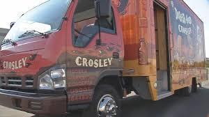 100 Crosley Truck Louisville Based Radio Cruises Nationwide With