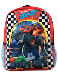 Buy Blaze & The Monster Machines Backpack | Kids | Character.com Cheap Monster Bpack Find Deals On Line At Sacvoyage School Truck Herlitz Free Shipping Personalized Book Bag Monster Truck Uno Collection 3871284058189 Fisher Price Blaze The Machines Set Truck Metal Buckle 3871284057854 Bpacks Nickelodeon Boys And The Trucks Shop New Bright 124 Remote Control Jam Grave Digger Free Sport 3871284061172 Gataric Group Herlitz Rookie Boy Bpack Navy Orange Blue