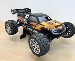 100 Losi Rc Trucks TenT Electric Conversion Roller With Servo SCTE Truggy RC