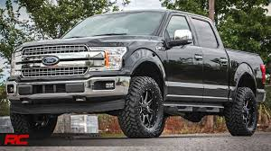 2018 Ford F-150 With 3-inch Lift (Black) Vehicle Profile - YouTube