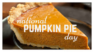 Connecticut Field Pumpkin For Pies by October 12th Is National Pumpkin Pie Day Foodimentary