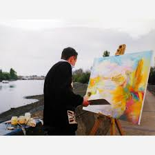 Stephen B. Whatley Painting The River Thames From Barnes, London ... Ernie Barnes Thetwodoarbill The Oxford Artists Guild Of Missippi Local Art Scenes George Went Swimming At Hole But It Got Too Cold Sage 151 Best Images On Pinterest African Art Black Artwork And Jeanette Barnes Google Search Charcoal Batman Bucky Jason Todd Storyboard By Lokiescape Philly Finest From The New Museum Beyond City Is Foundation Barnesde Mazia Certificate Program Kenise Barnes Fine Art American Dream Ernie Mental Floss Chinese Buddhist A Journey Across Time