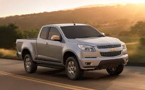 Chevrolet Confirms New Colorado Pickup To Be Built In Wentzville ...
