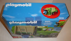 SEALED Playmobil Set 5938 Green Recycling Truck W/ Figures Recycle ... Playmobil 4129 Recycling Truck With Flashing Light Toy In Review Missing Sleep Sealed Set 5938 Green W Figures Recycle The City Action New And Sealed Recycling Truck Garbage Bin Lorry Vintage Service Whats It Worth Playmobil Playmobil City Life Toys Need A 123 6774 United Kingdom 3121 Life Youtube 4129a Take Along School House 5662 Canada