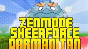 100 Zen Mode Sheer Force Darmanitan Experiments