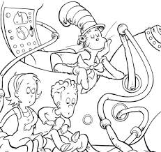 Dr Suess Coloring Pages Corresponsablesco