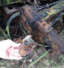 How To Tell If You Need To Repair Or Replace Your Rusty Truck Frame ... Truck Chassis Frame Smash Repair Josam C Clamp Heavy Duty Equipment Chevrolet Ck 1500 Questions What Can I Put My 89 C1500 Engine How To Fix A Rusted Out Framessco All Pro Paint Yantai Car Straightening Benchpdr Toolsmganese Plateused Mini Rust Pittsburgh Remediation Straightening With Josam Ipress Vertical Bend And Twist 790 Best Auto Motorcycle Maintenance Images On For S F Autobody On F350 Finch Welding Fabrication Repair Santa Fe Extreme Twist Collision China Factory Price Bus Machine