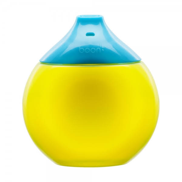 Boon - Fluid Sippy Cup - Blue & Green