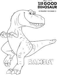 The Good Dinosaur Coloring Pages Dinos Pinterest Enfant
