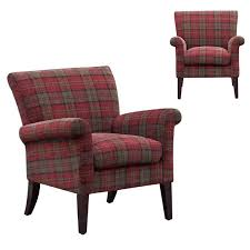 The Balmoral - Quality Tartan Fabric Accent Chair - Claret Red ... Tartan Armchair In Moodiesburn Glasgow Gumtree Queen Anne Style Chair In A Plum Fabric Wing Back Halifax Chairs Gliders Gus Modern Red Sherlock From Next Uk Fixer Upper Pink Rtan Armchair 28 Images A Seat On Maine Cottage Arm High Back Inverness Highland Beige Bloggertesinfo Antique Victorian Sold Armchairs Recliner Ikea William Moss Fireside Delivery Vintage Polish Beech By Hanna Lis For Bystrzyckie Fabryki Armchairs 20 Best Living Room Highland Style