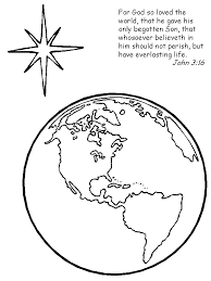Nativity5 Bible Coloring Pages