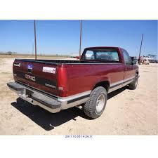 100 65 Gmc Truck 1988 GMC SIERRA 1500 Rod Robertson Enterprises Inc