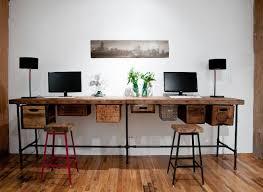 bureau design industriel 12 idées de bureau au design industriel avec des détails élégants