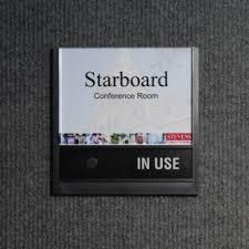 Acrylic Sign Frame 4x4 Sign Frame