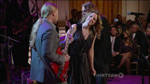 I'd Rather Go Blind - Derek Trucks & Susan Tedeschi, Warren Haynes ...