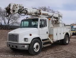 2001 Freightliner FL80 Digger Derrick Truck   Item EL9266   ...