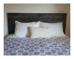 Headboard Designs For Bed by Beds U0026 Headboards Etsy
