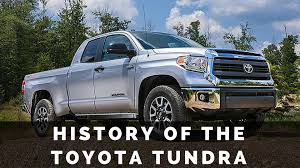 History Of The Toyota Tundra | Vanderstyne Toyota Tamiya 110 Toyota Tundra Highlift Kit Towerhobbiescom Ford F150 Svt Raptor Vs Trd Pro Carstory Blog Custom Trucks Near Raleigh And Durham Nc The Fullsize Capable At Thomasville 2011 Top Speed New 2019 4x4 4wd Crewmax 57l Sr5 Short Bed In Round Heavyduty 2017 Grey Tundrabronze Wheels Accents Tundra Toyota Trucks 7 Things To Know About Toyotas Newest 2018 Crewmax 55 Truck Rock Test Drive Tough Is Built To Last Times Free Press
