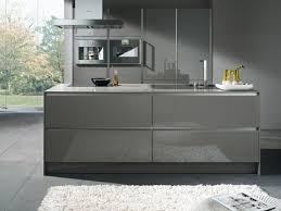 küche in grau einrichten inspirierende ideen