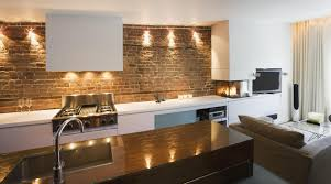 Kitchen Table Top Decorating Ideas by Fascinating Kitchen Design With L Shapes Combined Marble Grays