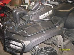 Rustoleum Spray Bed Liner by Paintin H1 Plastic With Bed Liner Arcticchat Com Arctic Cat Forum