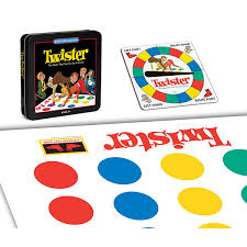 Winning Solutions Twister Board Game