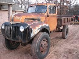 100 Ford 1 Ton Truck 947 FORD 2 TON RARE COLEMAN 4X4 4WD EX MILITARY FLATHEAD 5