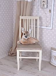 nostalgischer vintage stuhl esszimmerstuhl holzstuhl im landhausstil shabby chic hmb09 palazzo exklusiv